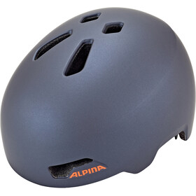 Alpina Hackney Helm Kinder indigo